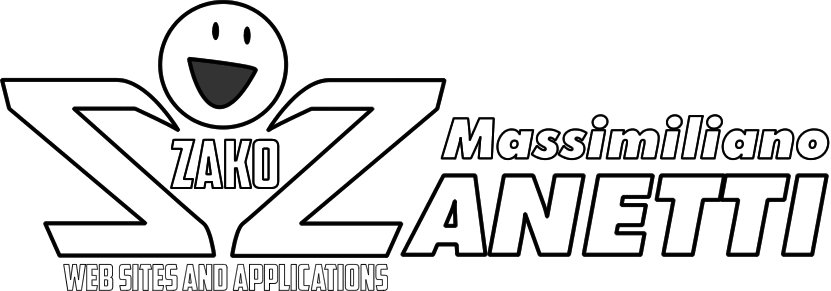 ZAKO - Massimiliano Zanetti - Web Sites & Applications