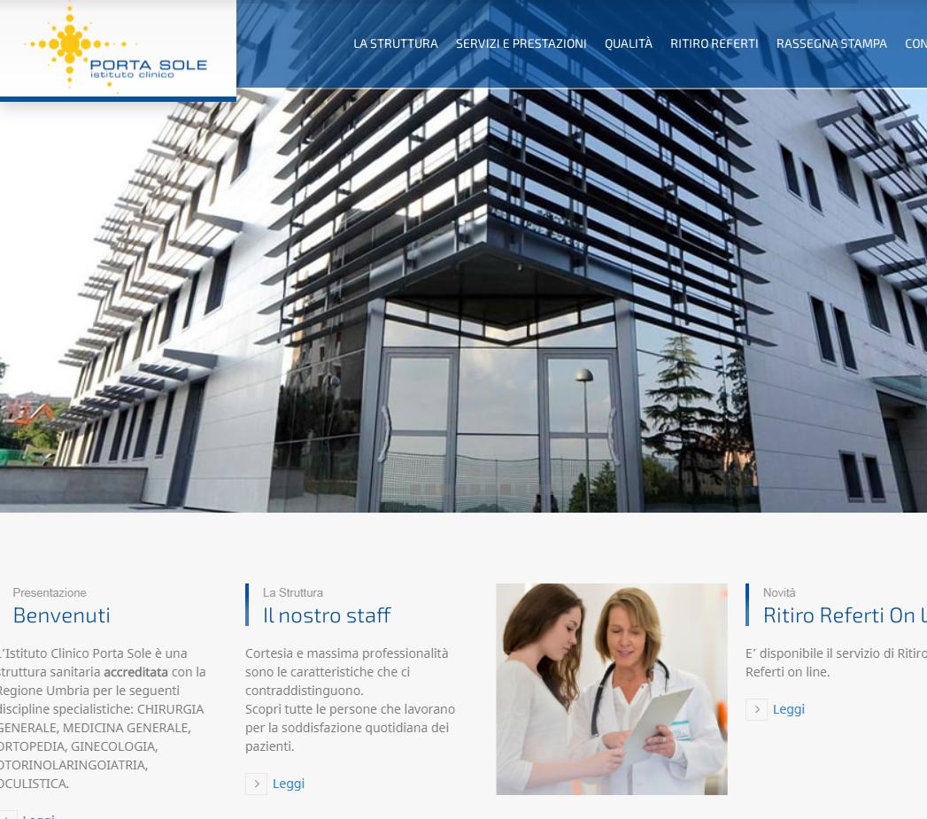 Istituto Clinico Porta Sole